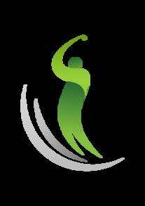 Virtual Golfer Logo Color