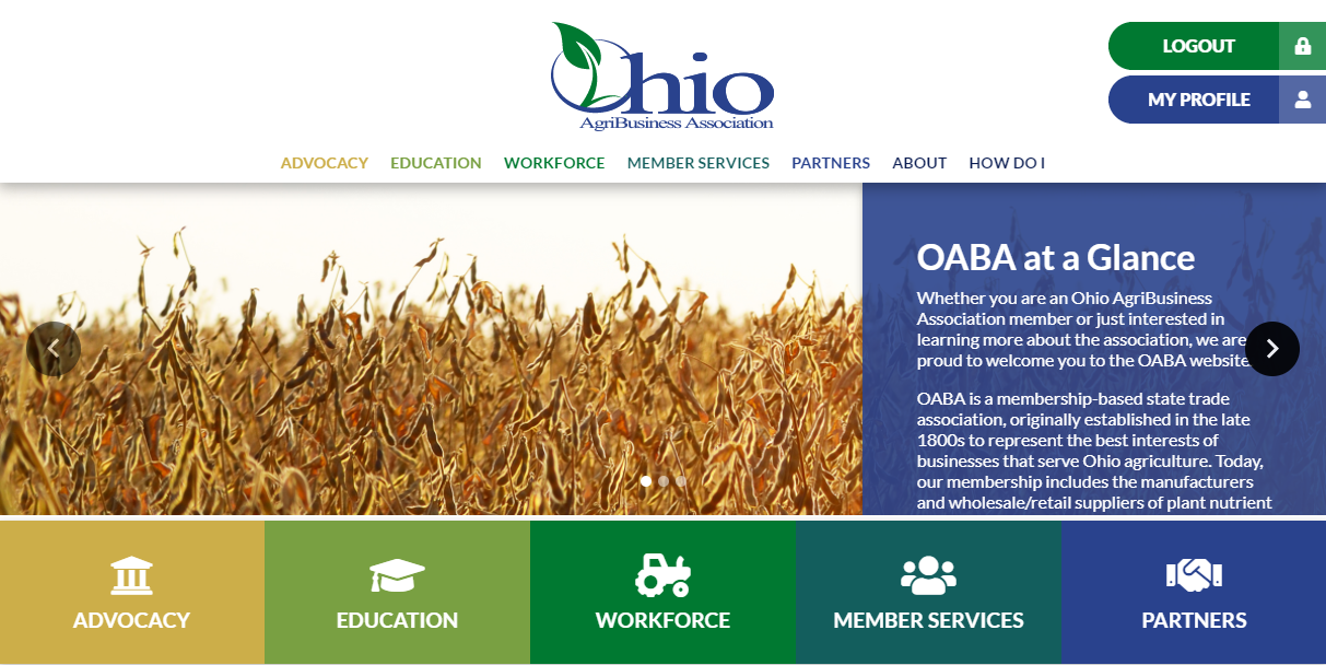 OABA Launches New Website